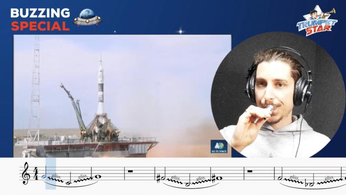 Trompete lernen - Buzzing - Trumpetstar