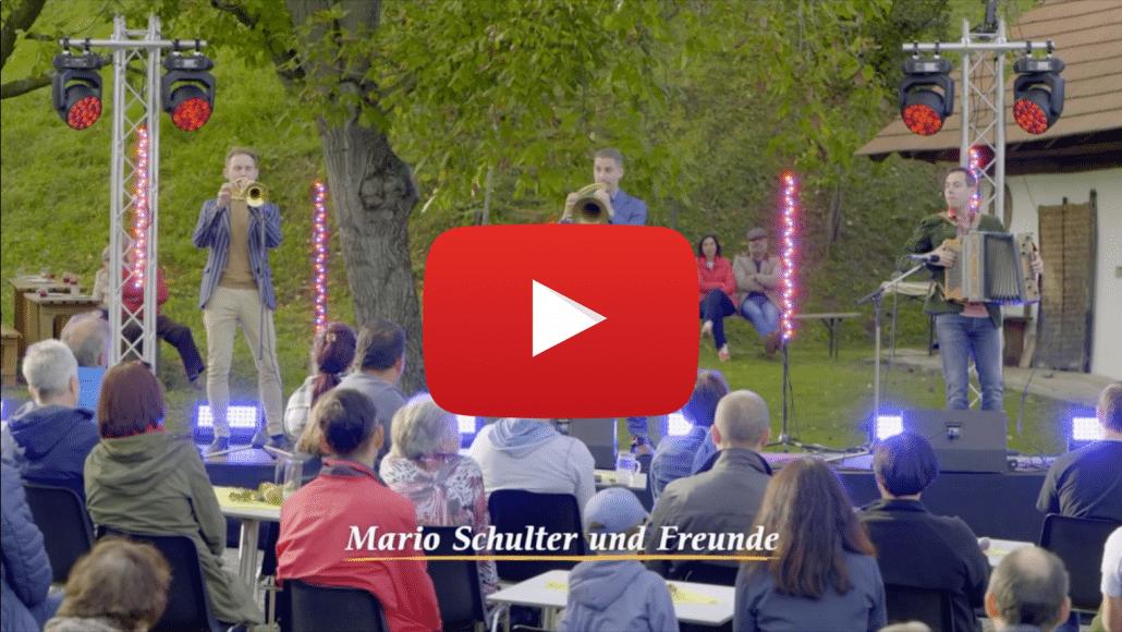 ServusTV-Auftritt - Trumpetstar - Mario Schulter - Klemens Kollmann - Thomas Holzer